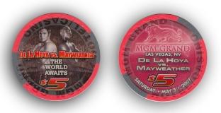 De La Hoya vs. Mayweather