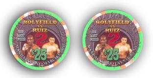 Evander Holyfield vs. Ruiz