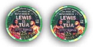 Lewis vs. Tua
