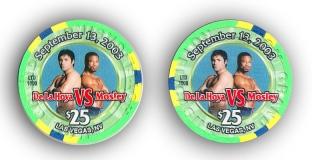 De La Hoya vs. Mosley
