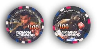 Mike Tyson vs. Mathis