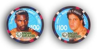 Mike Tyson vs. McNeely