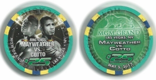 Mayweather vs. Cotto