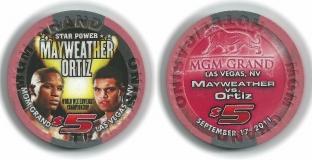 Mayweather vs. Ortiz