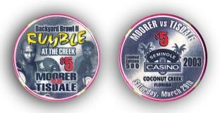 Moorer vs. Tisdale