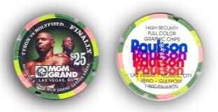 Mike Tyson vs. Evander Holyfield