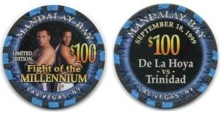 Oscar De La Hoya vs. Trinidad