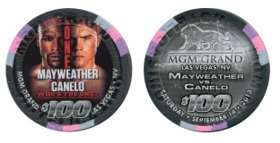 Mayweather vs. Canelo